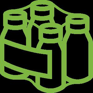 Shrink wrap icon