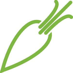 Vegetable icon