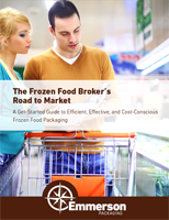 The Frozen Food Broker's Road to Market