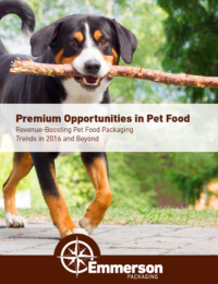 Premium Opportunities in Pet Food