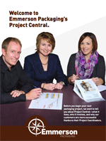 Welcome to Emmerson Packaging's Project Central