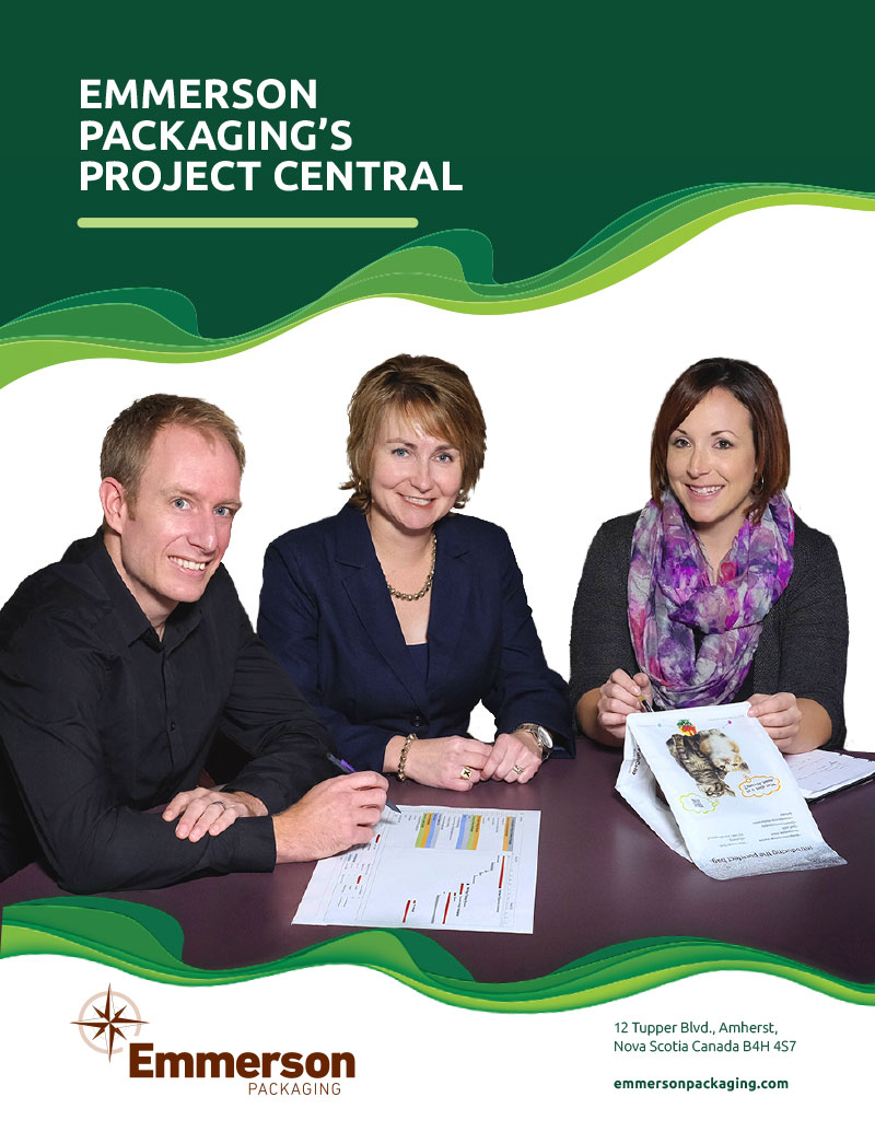 Project Central cover